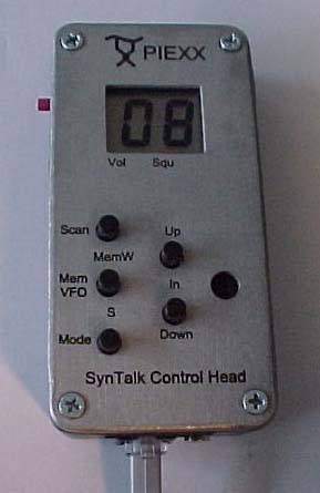 SynTalk Control Head