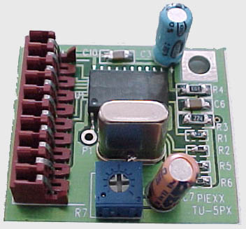 TU-5px Tone Encoder for the TS-711/811A