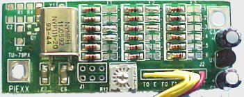 TU-79px Tone Encoder Board for the TR-7950 / TR-7930